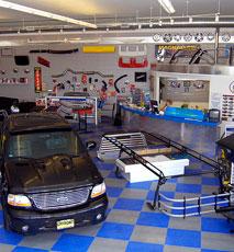 Showroom, Auto Concepts, Helena, MT 59601